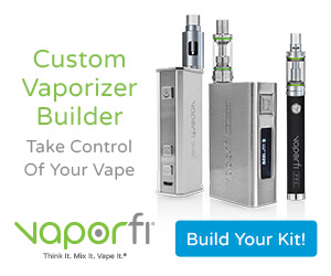 Custom Vaporizer Builder by VaporFi.com