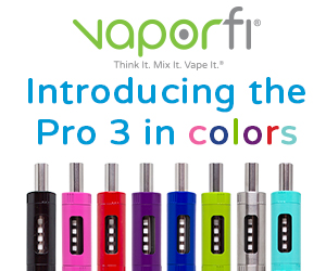 VaporFi Pro 3 in Colors Vape Starter Kits Shop Now