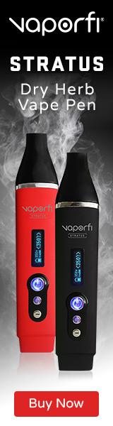 VaporFi Stratus Digital Dry Herb Vaporizer Pen