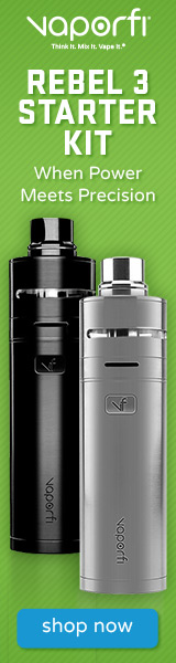 Rebel 3 Advanced Vaporizer Available Now at VaporFi.com