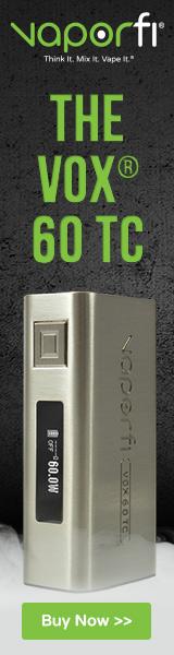 VaporFi VOX 60 WATT TC BOX MOD